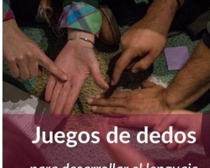 Rimas y juegos de dedos: lenguaje, afecto e interculturalidad.