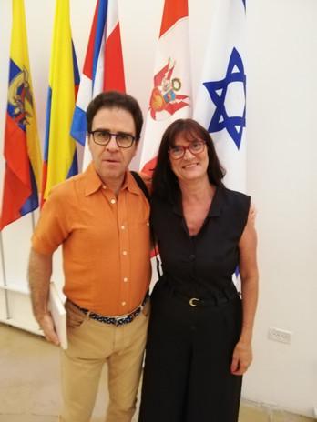 Ioram Melcer, XX Congreso Internacional