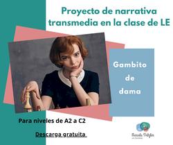 Proyecto: Gambito de dama