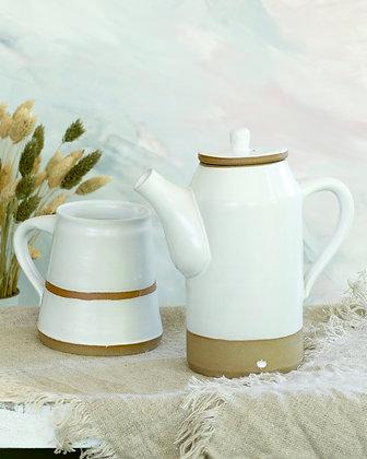 Modern Teapot