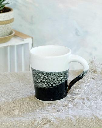 B&W Modern Mug
