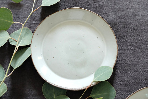Rustic Plate - 6 inches