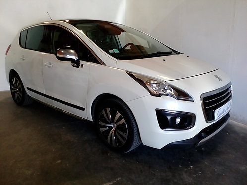 Peugeot 3008 HYbrid4 2.0 e-HDi Pack S&S ETG6 + Electric 37ch