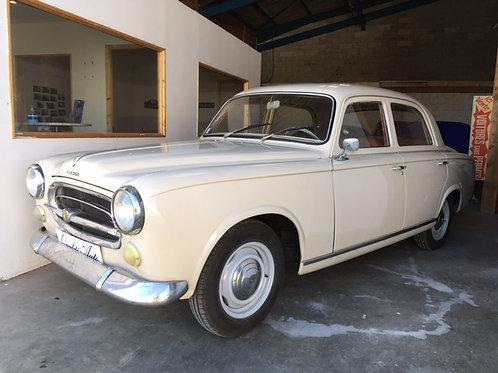 Peugeot 403 7ch 1963