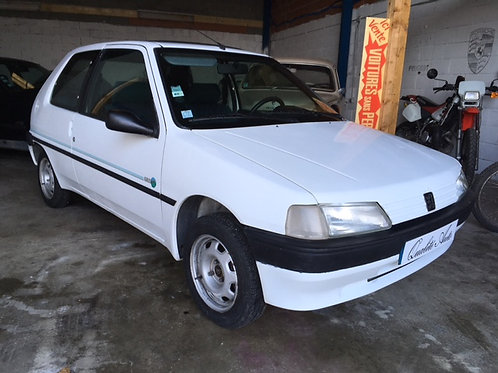Peugeot 106 Green