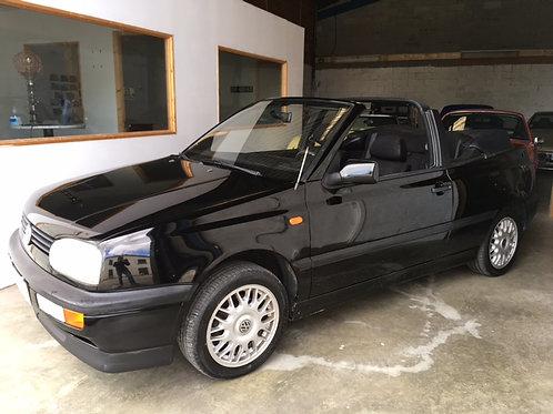 Volkswagen Golf 3 Cabriolet Karmann