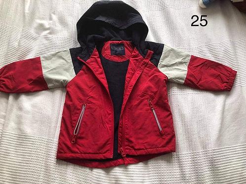 Next boys waterproof coat, size 1.5-2yrs.