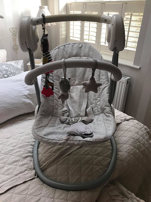 Mamas and papas musical swing Collection Only M29