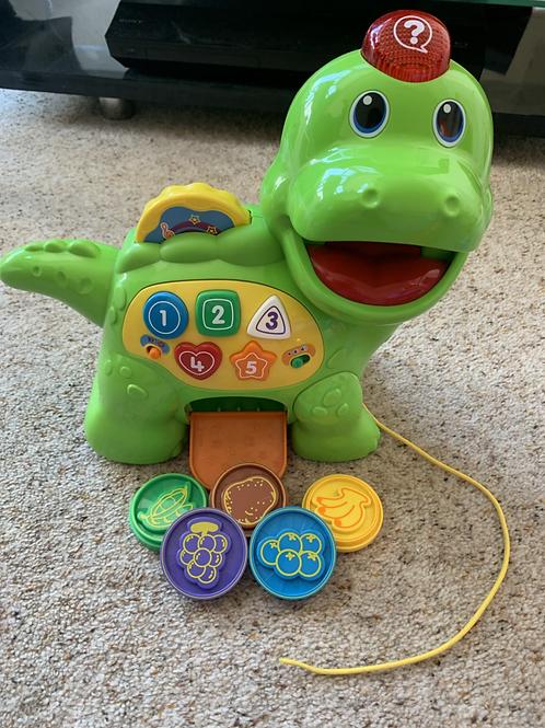 V-tech feed me dino activity toy