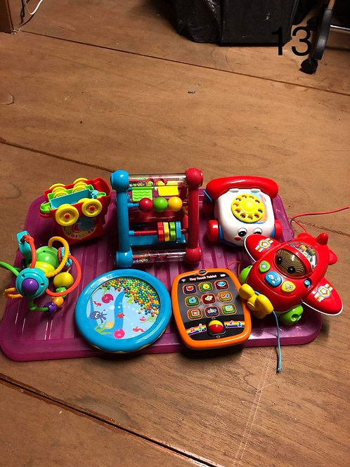 Baby toy bundle - Collection only BL4