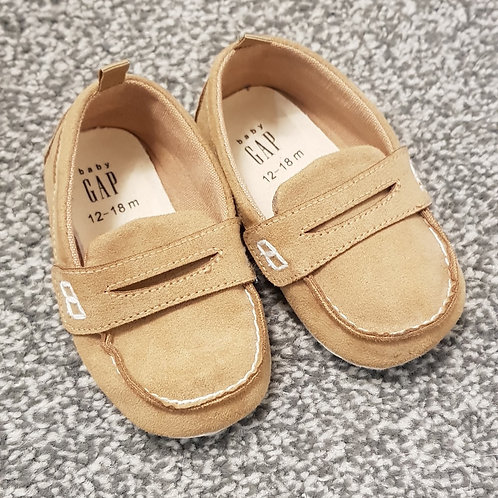 Gap Baby Loafers  12-18 Months