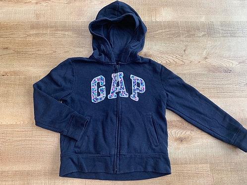 Girls Gap hoody 6-7y