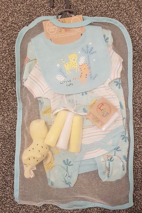 Lily and Jack - 10 piece set 0-3m