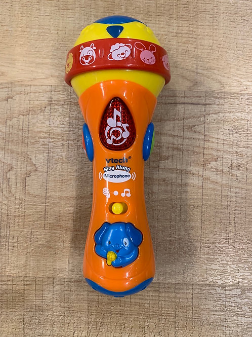 V-tech singalong microphone