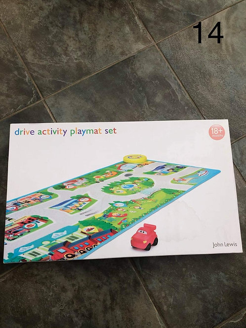 Car activity playmat - Collection only BL4