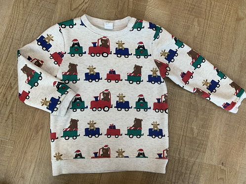 Boys H&M Christmas jumper 18-24m
