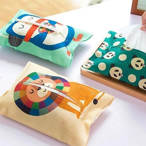 Animal tissue / baby wipe covers - NEW