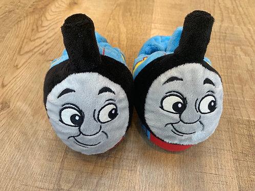 Boys Thomas slippers size 5