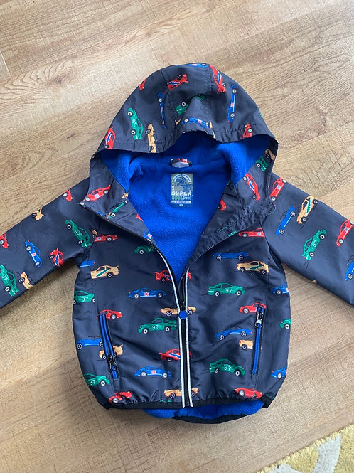 Boys F&F waterproof jacket 18-24m