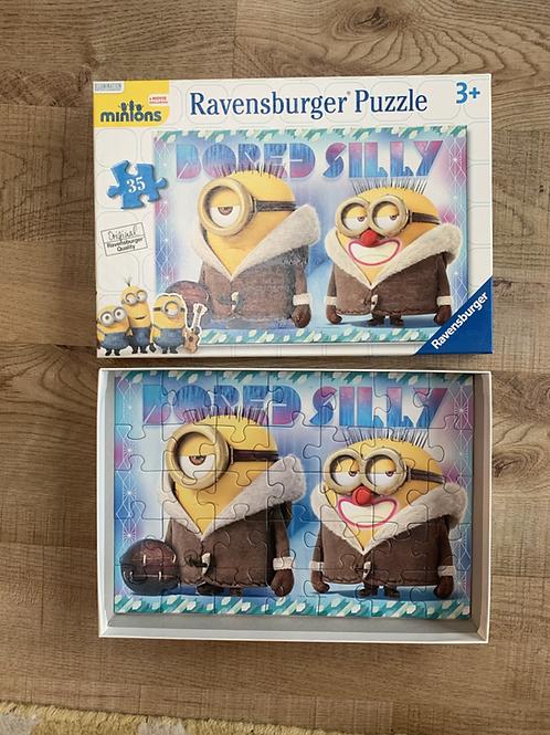 Minions jigsaw