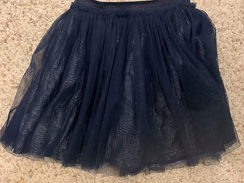 Girls tule TuTu Blue 12-18 Months