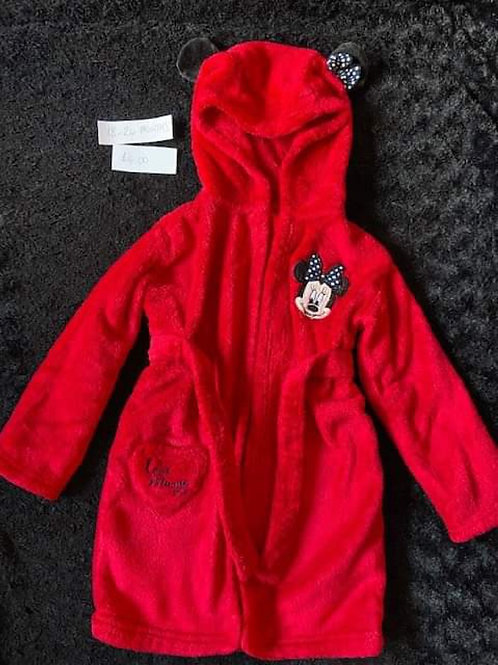 Minnie Mouse Dressing GownDisney18-24m