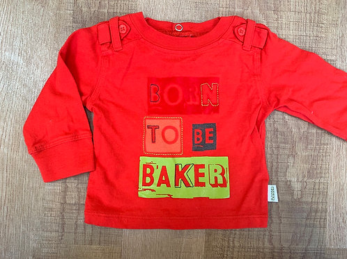 Boys Ted Baker Top 0-3m