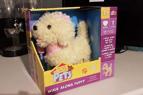 walk along puppy Brand new