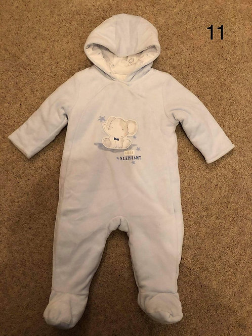 Baby snow suitMothercare 3-6 months