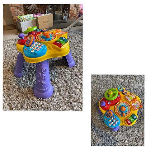 Vetch Little Star Activity Table Collection Only M38