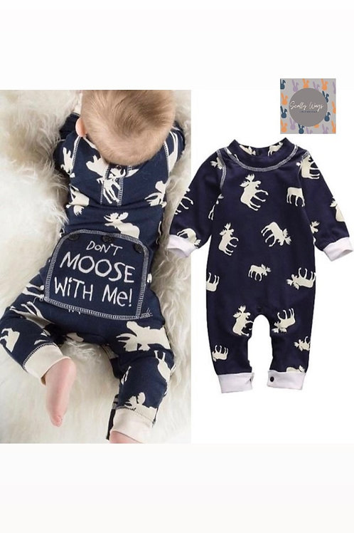 Moose Bodysuit - NEW