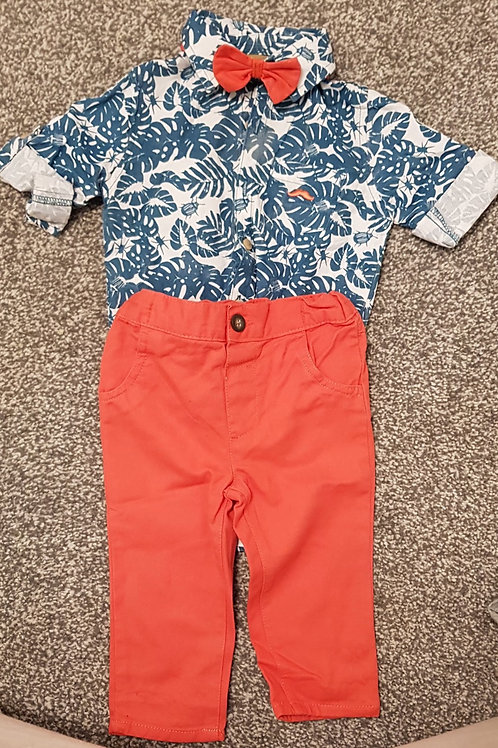 Little Gents outfit - 3-6 months