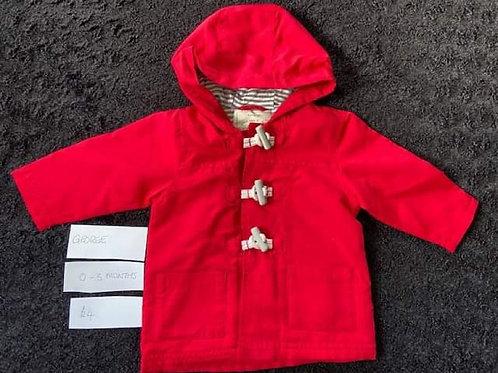 Red JacketGeorge0-3