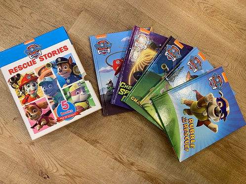 Paw Patrol books