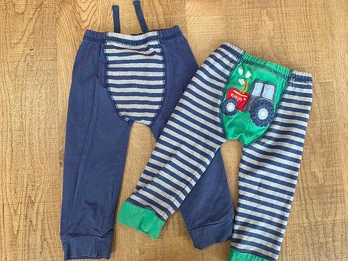 Boys Jojo Maman Bebe leggings 6-12m