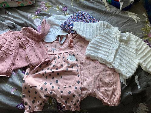 0-3 months summer bundle