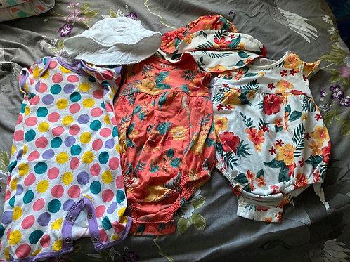 6-9 months summer bundle