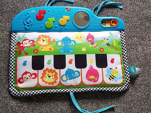 Cot piano Toy - 3 different settings