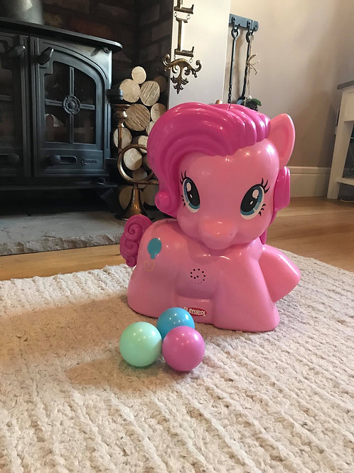 My Little Pony  - ball popping toy Collection only M29