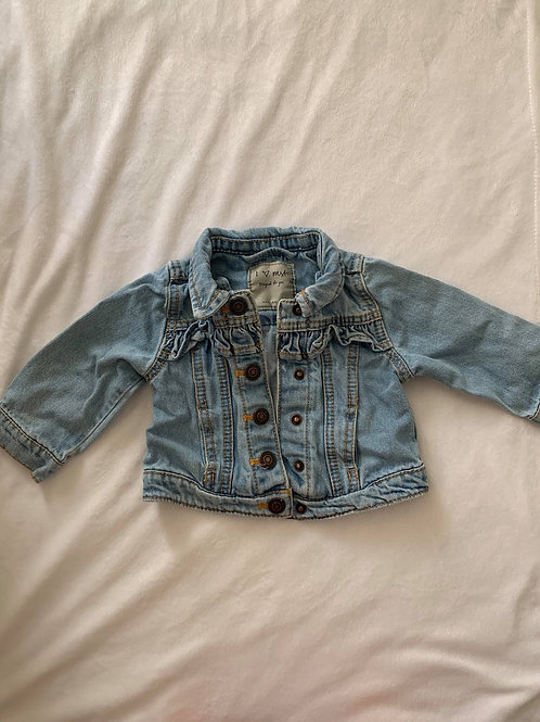 Denim Jacket  Next  6-9 Months