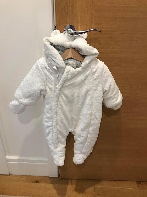 Snow suit 3-6 months