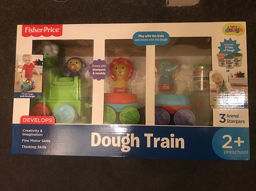 Fisher price Dough Train Large Toy brand new -