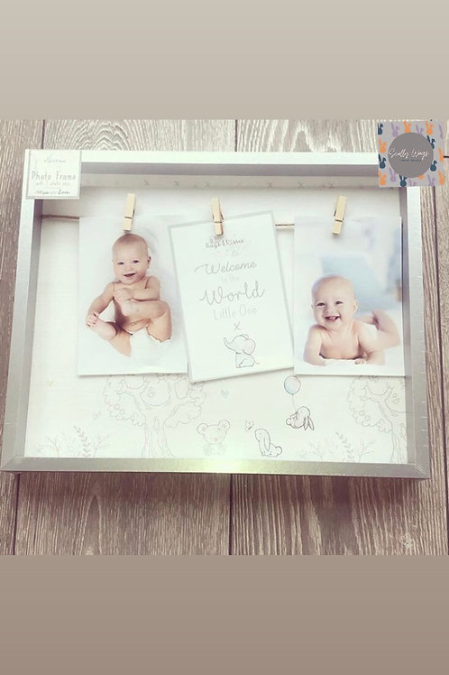 Peg photo frame NEW
