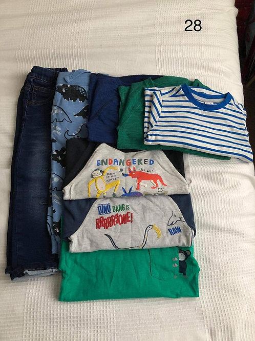 toddler boy bundle 1.5-2 years
