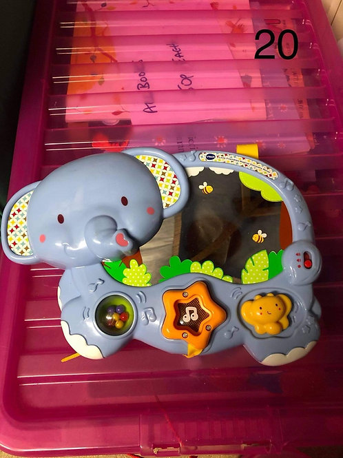 Vtech hanging cot toy