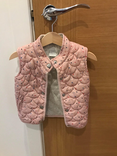 Mamas and papas body warmer  6-9 months