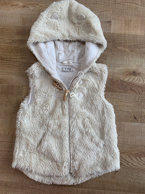Girls next gilet 2-3y