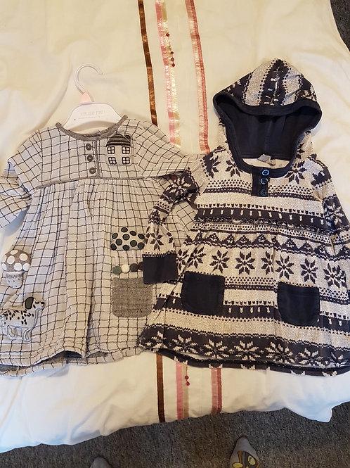 Dress bundle 12-18m