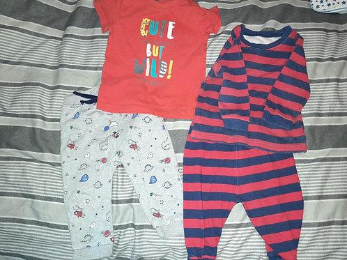 Outfit bundle 6-9m
