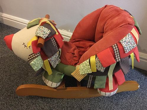 Sensory hedgehog rocking chair - Collection Only Bolton BL4